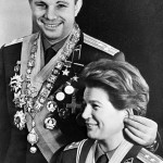 Gagarin and Tereshkova