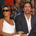 Nicolas Cage Honored with Handprint in Hollywood